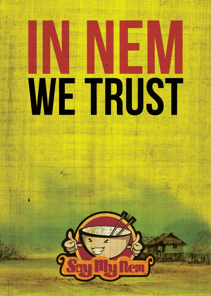 In nem we trust
